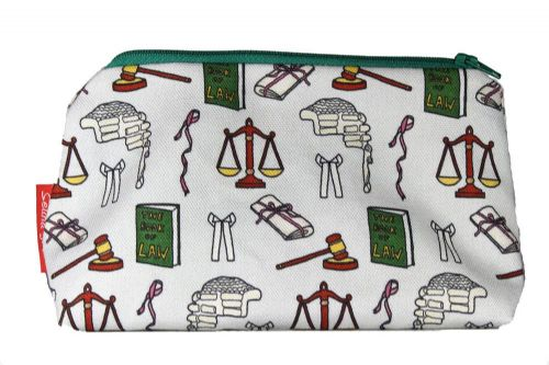 Selina-Jayne Lawyers Limited Edition Designer Cosmetic Bag